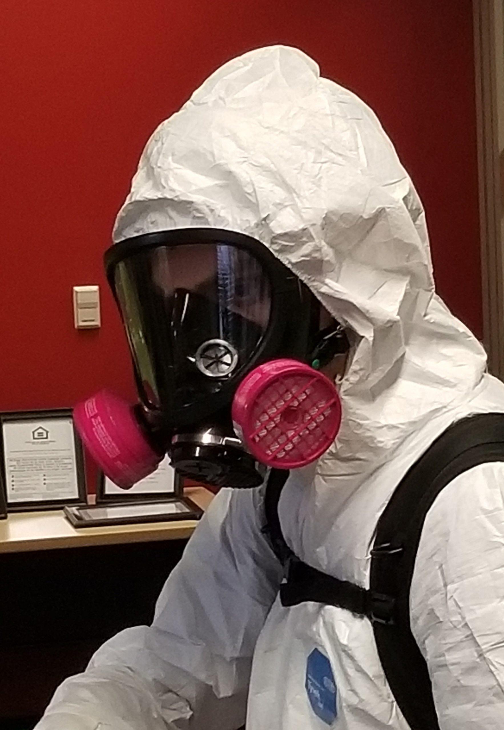mask suit